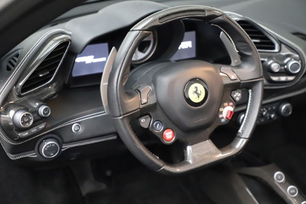 Used 2017 Ferrari 488 Spider for sale $284,900 at Bugatti of Greenwich in Greenwich CT 06830 26
