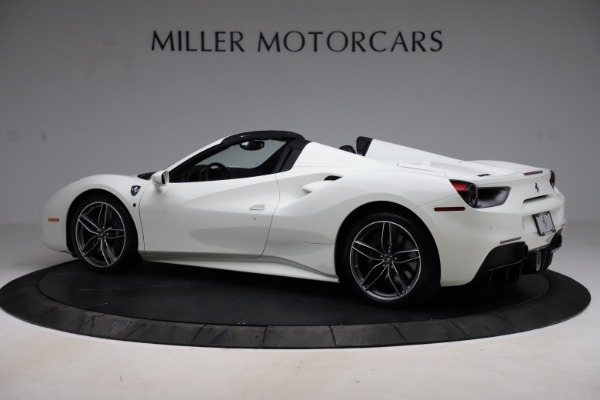 Used 2017 Ferrari 488 Spider for sale $284,900 at Bugatti of Greenwich in Greenwich CT 06830 4