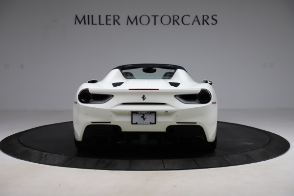 Used 2017 Ferrari 488 Spider for sale $284,900 at Bugatti of Greenwich in Greenwich CT 06830 6