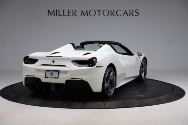 Used 2017 Ferrari 488 Spider for sale $284,900 at Bugatti of Greenwich in Greenwich CT 06830 7