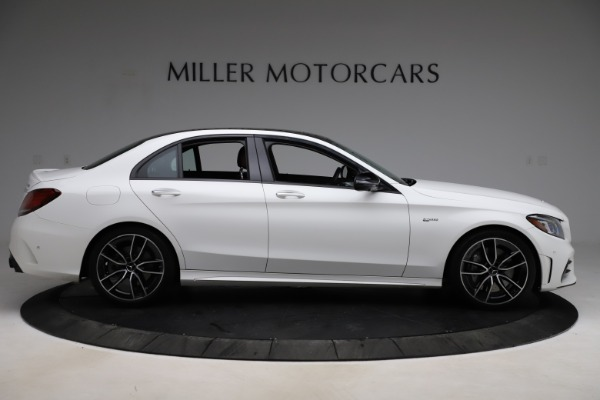 Used 2019 Mercedes-Benz C-Class AMG C 43 for sale Call for price at Bugatti of Greenwich in Greenwich CT 06830 10