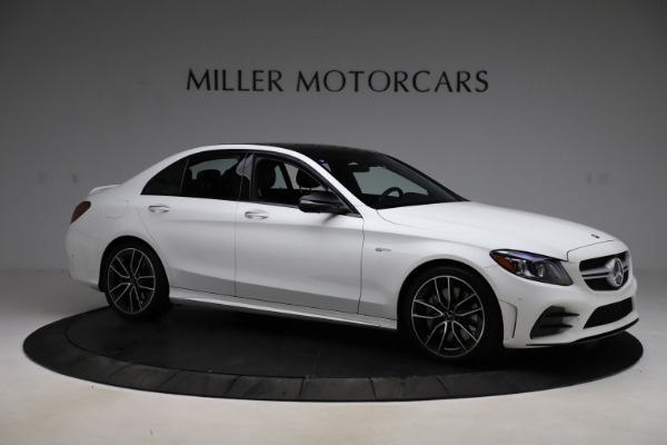 Used 2019 Mercedes-Benz C-Class AMG C 43 for sale Call for price at Bugatti of Greenwich in Greenwich CT 06830 11