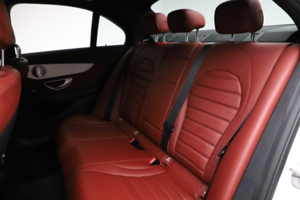 Used 2019 Mercedes-Benz C-Class AMG C 43 for sale Call for price at Bugatti of Greenwich in Greenwich CT 06830 21