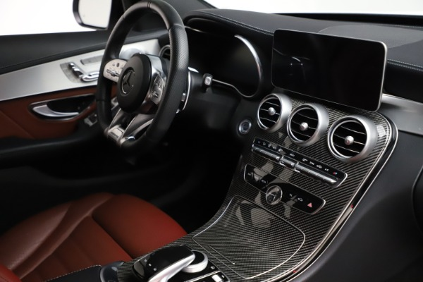 Used 2019 Mercedes-Benz C-Class AMG C 43 for sale Call for price at Bugatti of Greenwich in Greenwich CT 06830 25