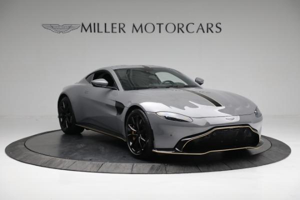 Used 2019 Aston Martin Vantage Coupe for sale $129,900 at Bugatti of Greenwich in Greenwich CT 06830 10