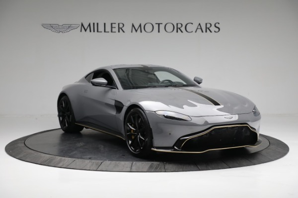 Used 2019 Aston Martin Vantage for sale $129,900 at Bugatti of Greenwich in Greenwich CT 06830 10