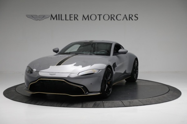 Used 2019 Aston Martin Vantage for sale $129,900 at Bugatti of Greenwich in Greenwich CT 06830 12