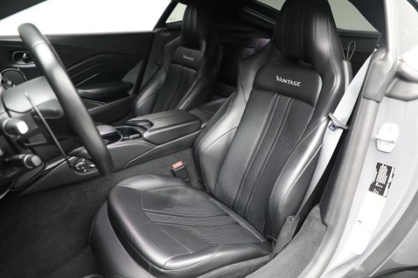 Used 2019 Aston Martin Vantage Coupe for sale $129,900 at Bugatti of Greenwich in Greenwich CT 06830 15