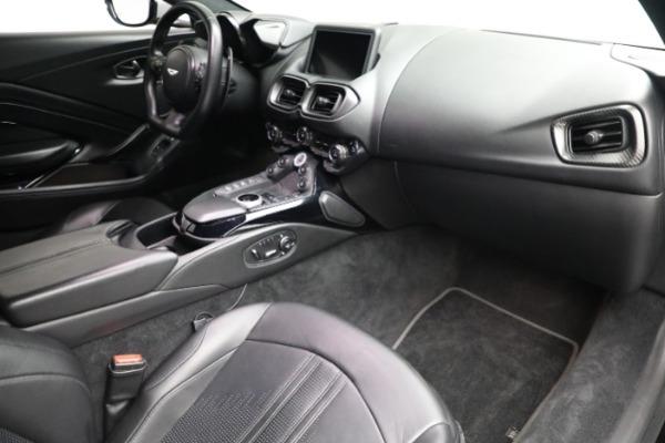 Used 2019 Aston Martin Vantage for sale $129,900 at Bugatti of Greenwich in Greenwich CT 06830 16