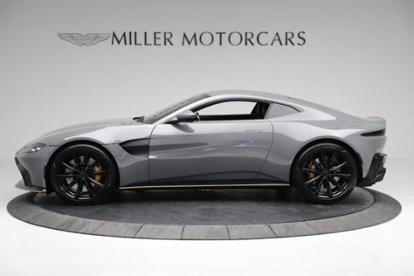Used 2019 Aston Martin Vantage for sale $129,900 at Bugatti of Greenwich in Greenwich CT 06830 2