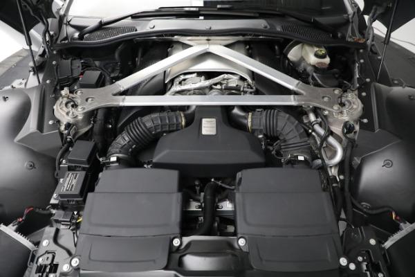 Used 2019 Aston Martin Vantage Coupe for sale $129,900 at Bugatti of Greenwich in Greenwich CT 06830 20