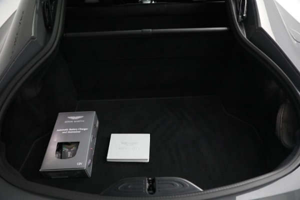 Used 2019 Aston Martin Vantage for sale $129,900 at Bugatti of Greenwich in Greenwich CT 06830 21