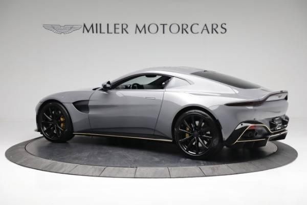 Used 2019 Aston Martin Vantage Coupe for sale $129,900 at Bugatti of Greenwich in Greenwich CT 06830 3