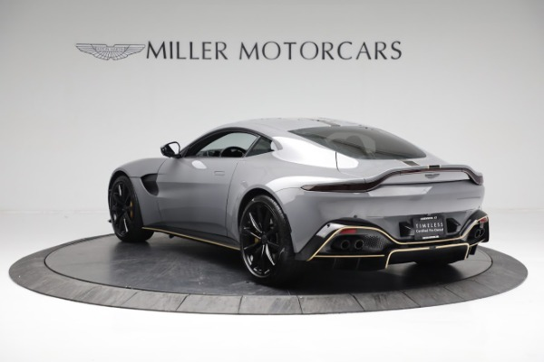 Used 2019 Aston Martin Vantage for sale $129,900 at Bugatti of Greenwich in Greenwich CT 06830 4