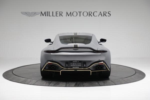 Used 2019 Aston Martin Vantage Coupe for sale $129,900 at Bugatti of Greenwich in Greenwich CT 06830 5