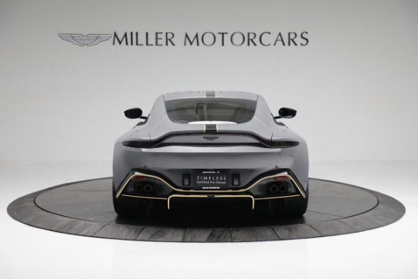 Used 2019 Aston Martin Vantage for sale $129,900 at Bugatti of Greenwich in Greenwich CT 06830 5