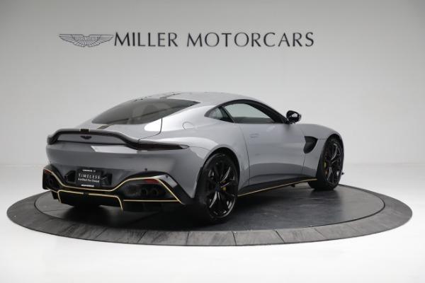 Used 2019 Aston Martin Vantage Coupe for sale $129,900 at Bugatti of Greenwich in Greenwich CT 06830 6