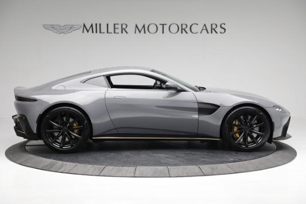 Used 2019 Aston Martin Vantage Coupe for sale $129,900 at Bugatti of Greenwich in Greenwich CT 06830 8
