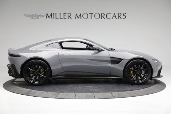 Used 2019 Aston Martin Vantage for sale $129,900 at Bugatti of Greenwich in Greenwich CT 06830 8