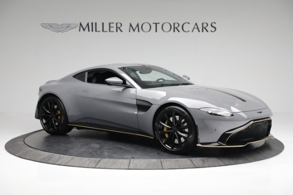 Used 2019 Aston Martin Vantage Coupe for sale $129,900 at Bugatti of Greenwich in Greenwich CT 06830 9