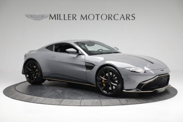 Used 2019 Aston Martin Vantage for sale $129,900 at Bugatti of Greenwich in Greenwich CT 06830 9