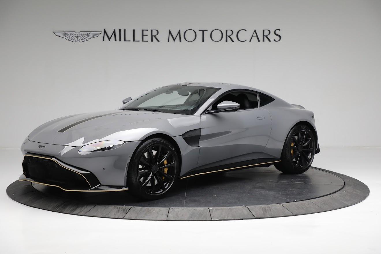 Used 2019 Aston Martin Vantage for sale $129,900 at Bugatti of Greenwich in Greenwich CT 06830 1