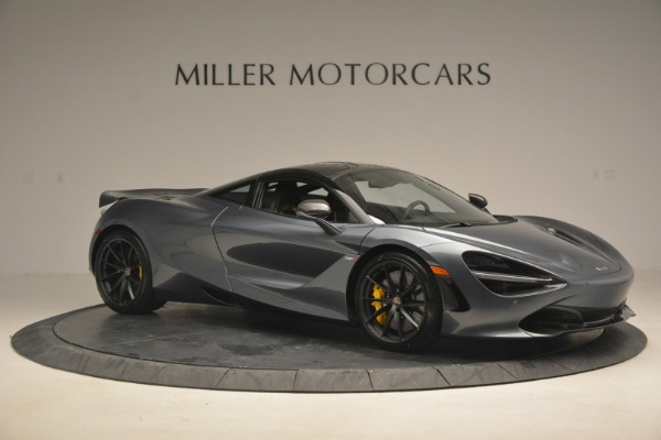 Used 2018 McLaren 720S Performance for sale $234,900 at Bugatti of Greenwich in Greenwich CT 06830 10