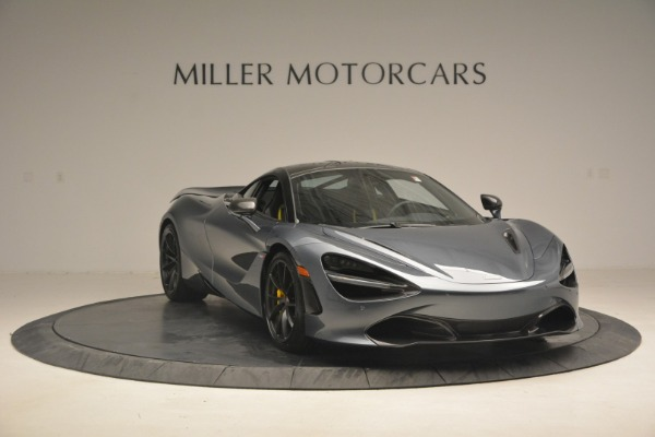 Used 2018 McLaren 720S Performance for sale $234,900 at Bugatti of Greenwich in Greenwich CT 06830 11