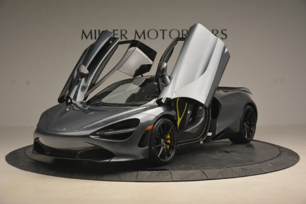 Used 2018 McLaren 720S Performance for sale $234,900 at Bugatti of Greenwich in Greenwich CT 06830 14