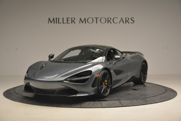 Used 2018 McLaren 720S Performance for sale $234,900 at Bugatti of Greenwich in Greenwich CT 06830 2