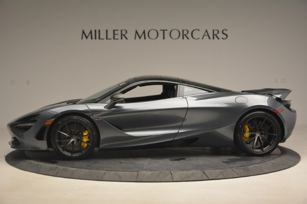 Used 2018 McLaren 720S Performance for sale $234,900 at Bugatti of Greenwich in Greenwich CT 06830 3