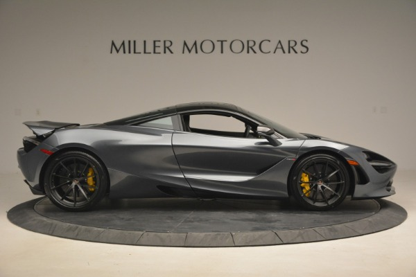 Used 2018 McLaren 720S Performance for sale $234,900 at Bugatti of Greenwich in Greenwich CT 06830 9