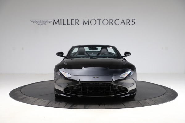 New 2021 Aston Martin Vantage Roadster Convertible for sale $189,186 at Bugatti of Greenwich in Greenwich CT 06830 11
