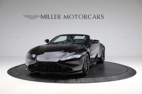 New 2021 Aston Martin Vantage Roadster Convertible for sale $189,186 at Bugatti of Greenwich in Greenwich CT 06830 12