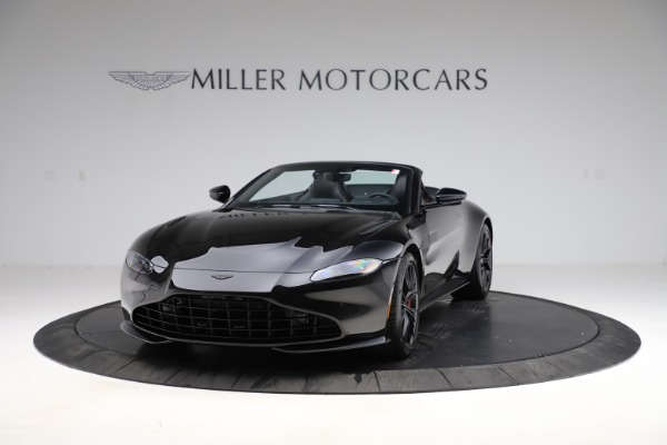 New 2021 Aston Martin Vantage Roadster for sale $189,186 at Bugatti of Greenwich in Greenwich CT 06830 12