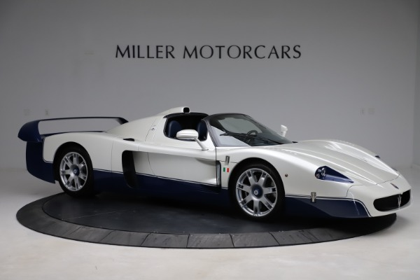 Used 2005 Maserati MC 12 for sale Call for price at Bugatti of Greenwich in Greenwich CT 06830 10