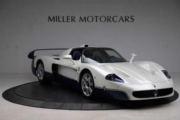Used 2005 Maserati MC 12 for sale Call for price at Bugatti of Greenwich in Greenwich CT 06830 11