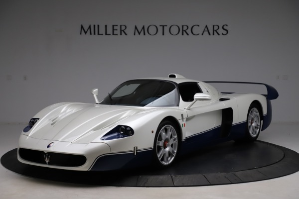 Used 2005 Maserati MC 12 for sale Call for price at Bugatti of Greenwich in Greenwich CT 06830 13