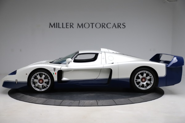 Used 2005 Maserati MC 12 for sale Call for price at Bugatti of Greenwich in Greenwich CT 06830 14