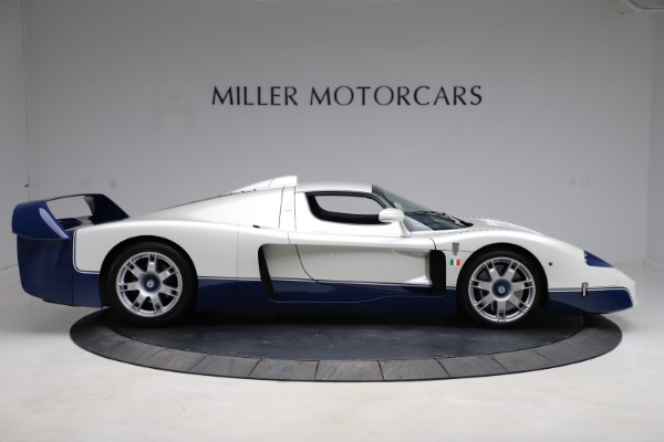 Used 2005 Maserati MC 12 for sale Call for price at Bugatti of Greenwich in Greenwich CT 06830 15