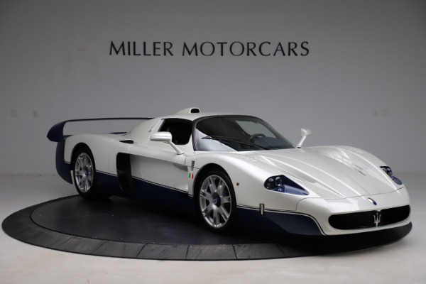 Used 2005 Maserati MC 12 for sale Call for price at Bugatti of Greenwich in Greenwich CT 06830 16