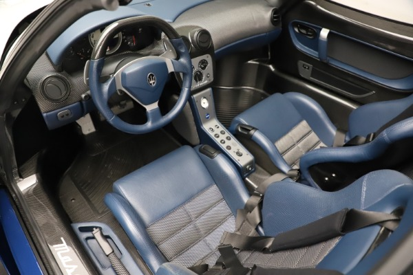 Used 2005 Maserati MC 12 for sale Call for price at Bugatti of Greenwich in Greenwich CT 06830 17