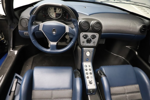 Used 2005 Maserati MC 12 for sale Call for price at Bugatti of Greenwich in Greenwich CT 06830 18