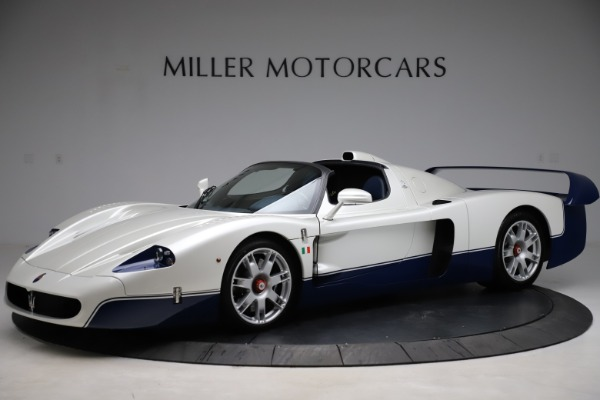 Used 2005 Maserati MC 12 for sale Call for price at Bugatti of Greenwich in Greenwich CT 06830 2