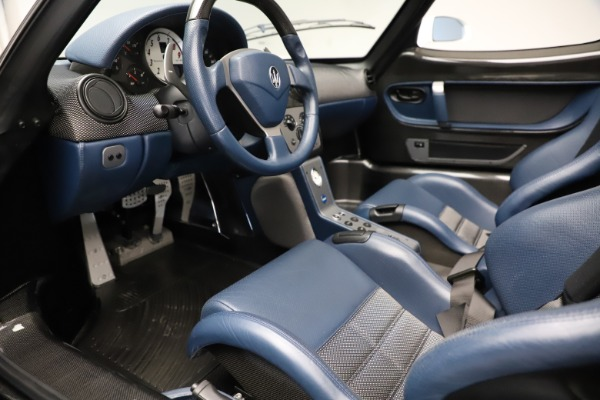 Used 2005 Maserati MC 12 for sale Call for price at Bugatti of Greenwich in Greenwich CT 06830 21