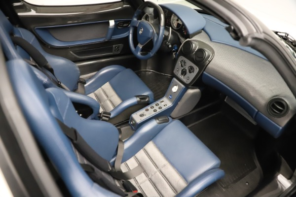Used 2005 Maserati MC 12 for sale Call for price at Bugatti of Greenwich in Greenwich CT 06830 22