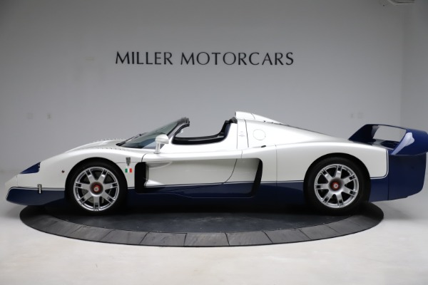 Used 2005 Maserati MC 12 for sale Call for price at Bugatti of Greenwich in Greenwich CT 06830 3