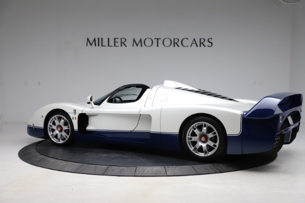 Used 2005 Maserati MC 12 for sale Call for price at Bugatti of Greenwich in Greenwich CT 06830 4