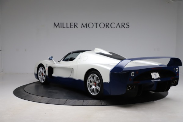 Used 2005 Maserati MC 12 for sale Call for price at Bugatti of Greenwich in Greenwich CT 06830 5