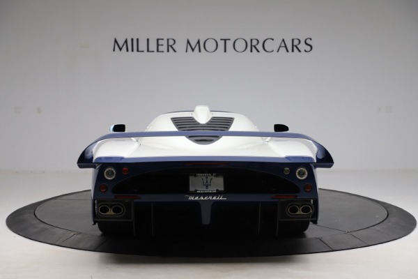 Used 2005 Maserati MC 12 for sale Call for price at Bugatti of Greenwich in Greenwich CT 06830 6